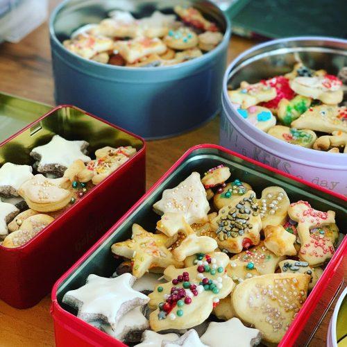 recette de sablés de Noël