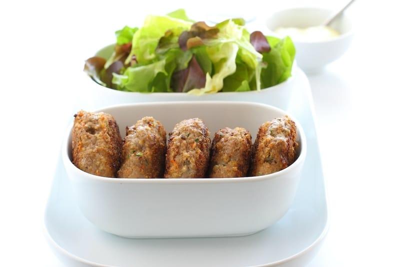 Makhouda, boulettes de pommes de terre