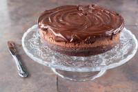 recette de gâteau au chocolat crème de marron
