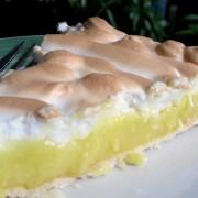Recette tarte au citron meringué