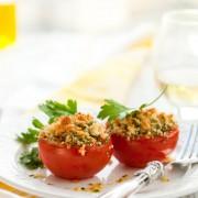 Recette de tomates à la provençale