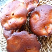 cake pomme canelles