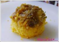 recette polenta au confit d'oignons