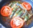 des sardines à la chermoula
