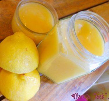 Recette de lemon curd sans beurre, recette light de la crème au citron anglaise