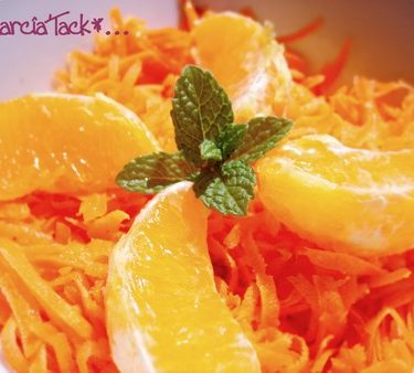 salade carottes oranges