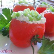 tomates farcies ricotta celeri