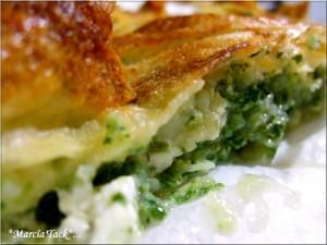 Böreks aux épinards