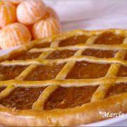 Recette de la tarte à la gigérine, ou merville, la courge de Provence
