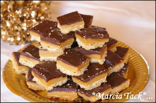 recette des caramels shortcakes