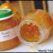 recette de confiture de poire