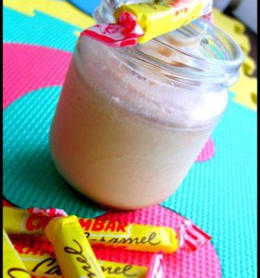 Recette de yaourt fait-maison au carambar