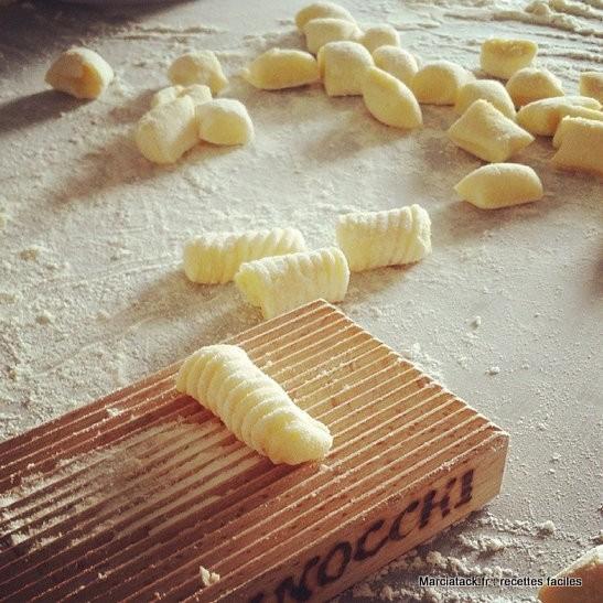 Gnocchis de pommes de terre recette facile en images - Comment faire pousser des pommes de terre ...