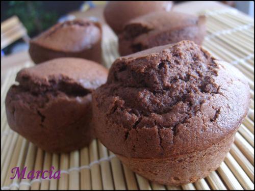 recette facile de muffins chocolat