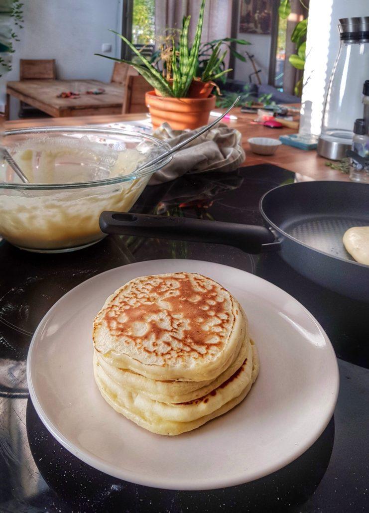 recette de pancake facile