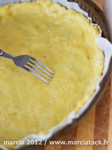 comment faire une pâte à tarte express ?