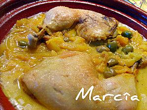 Tajine-de-poulet-au-citron