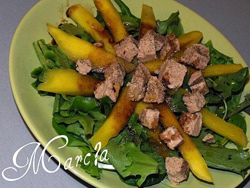 salade-mangue-foie-gras