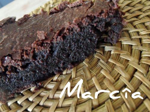 Gâteau au chocolat trish deseine