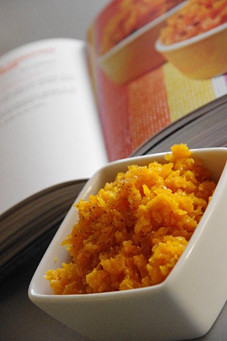 Tartinade de carottes au cumin