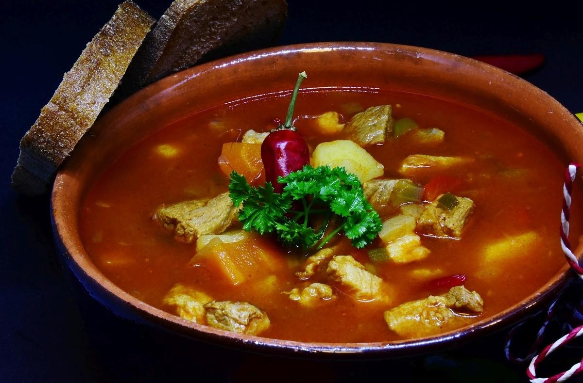recette de chorba de poulet