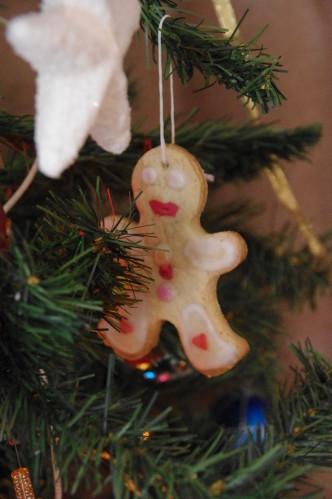 Sablés de Noël pour décorer le sapin