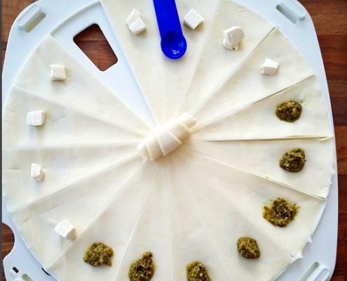 recette tupperware des mini croissants