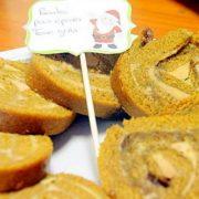 Recette de roulé de pain d'épices au foie gras
