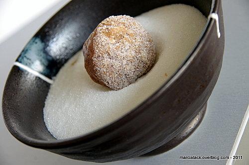 Cookies beurre cacahuète au cœur fondant de caramel