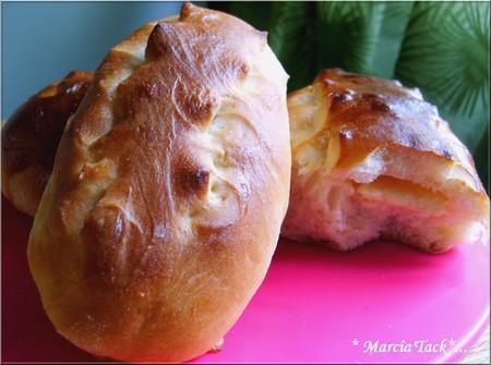 Petits pains au lait fondants, de Fidji