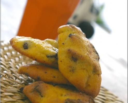 Recette de cookies au potiron