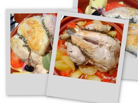 Recette de poulet Provençal