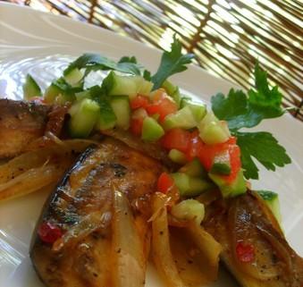Recette de salsa de légumes