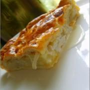Recette de tarte de pommes de terre