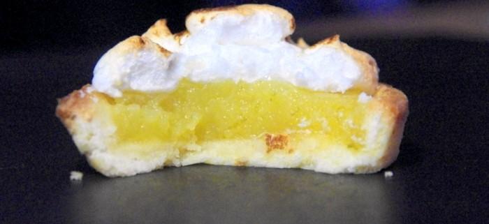 Recette de tarte au citron meringuée