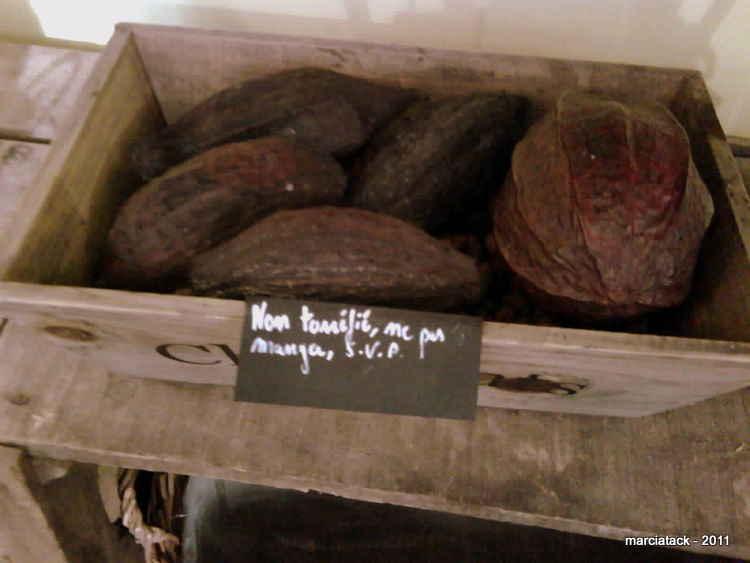 "Visite de la chocolaterie ""Le comptoir de Mathilde"" à Tulette"