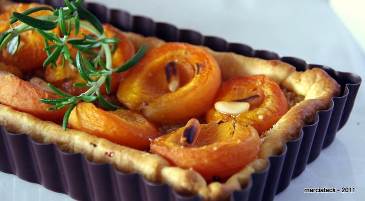 abricots+tarte+recette+miel+romarin