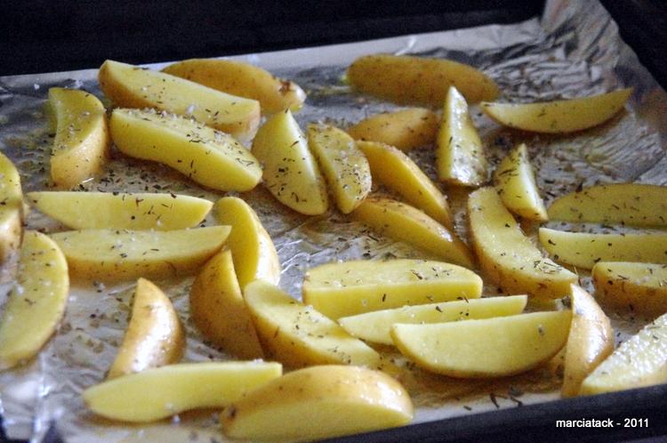 recette potatoes sans friture