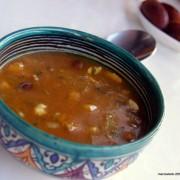 Harira recette du ramadan