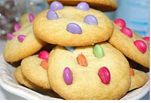 Les cookies aux smarties de Marcia : la grande récap