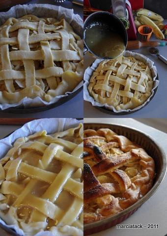 recette apple pie ople