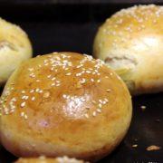 recette de pains à hamburger express et rapide