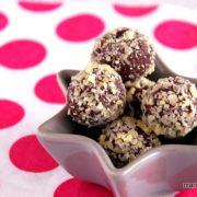 recette de truffe chocolat carambar