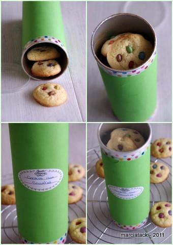 comment fabriquer une boite à cookies?