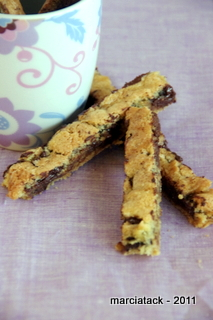 Cookies en batonnets- cookies-sticks