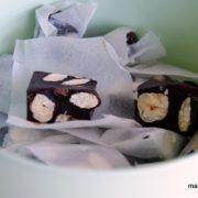 recette nougat au chocolat