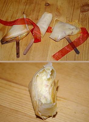 Découvrez des recettes de sucettes salées