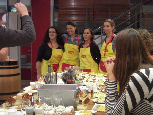 Atelier de cuisine Maggi