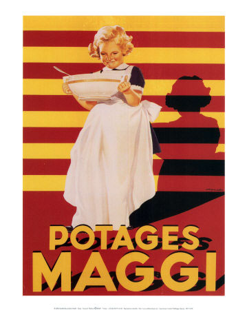 maggi+poster+vintage