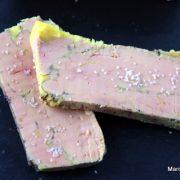 Recette facile et rapide de terrine de foie gras cuite au micro ondes
